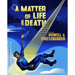 A Matter of Life and Death The Criterion Collection Blu-ray