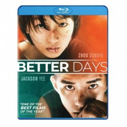 Better Days Blu-ray
