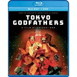 Tokyo Godfathers Blu-ray