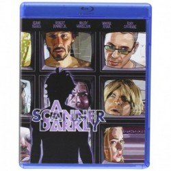 A Scanner Darkly Blu-ray