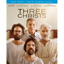 Three Christs Blu-ray