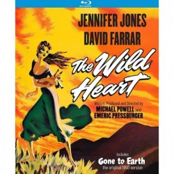 The Wild Heart / Gone to Earth Special Edition Blu-ray