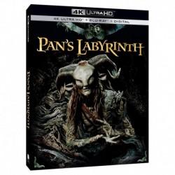 Pan's Labyrinth 4k Ultra HD Blu-ray Digital