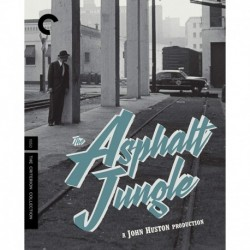 The Asphalt Jungle The Criterion Collection Blu-ray