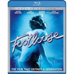 Footloose Deluxe Edition Importado Blu-ray