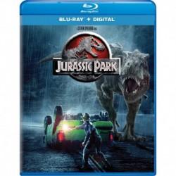 Jurassic Park Blu-ray