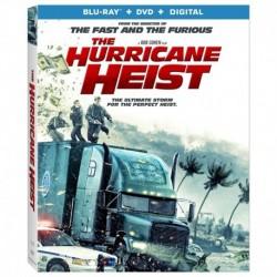 The Hurricane Heist Blu-ray
