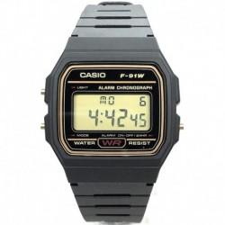 Reloj Casio Unisex Digital Casual Quartz F-91WG-9Q (Importación USA)