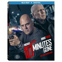10 Minutes Gone Blu-ray