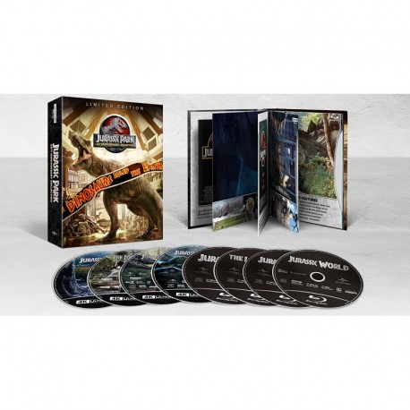 Jurassic Park 25th Anniversary Collection Blu-ray