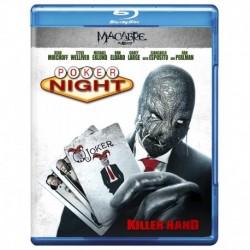 Poker Night BD Blu-ray
