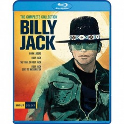 The Complete Billy Jack Collection Blu-ray