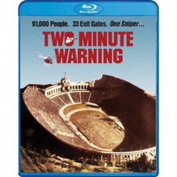 Two-Minute Warning Blu-ray