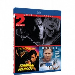 Terminal Velocity & White Squall Blu-ray Double Feature