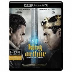 King Arthur Legend of the Sword 4K Ultra HD Blu-ray