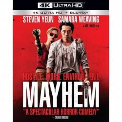 Mayhem Blu-ray