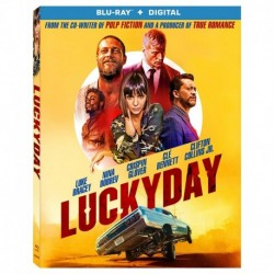 Lucky Day 2019 Blu-ray