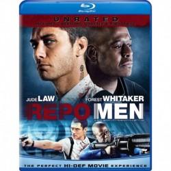 Repo Men Unrated Blu-ray