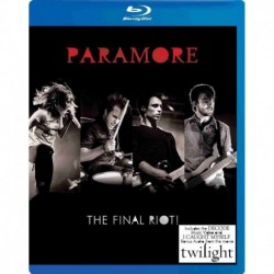 Paramore The Final Riot! Blu-ray
