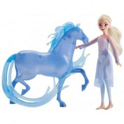 Muñeca Elsa Y Nokk Frozen 2 Hasbro E5516 Niñas (Entrega Inmediata)