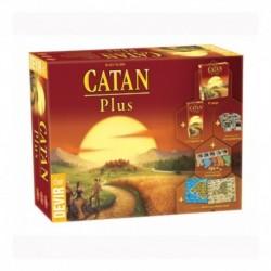 Catan Plus Devir Ampliación 2 Escenarios 2 Miniexpansiones (Entrega Inmediata)