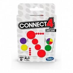 Juego De Cartas Conecta 4 Hasbro E8388 Juego De Mesa (Entrega Inmediata)