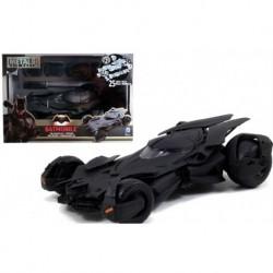 Batimóvil 1:24 Batman Vs Superman Pre Pintado De Armar 97781 (Entrega Inmediata)