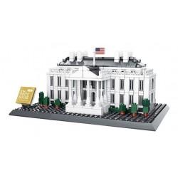Armatodo Casa Blanca De Washington 770pcs Arquitectura 4214 (Entrega Inmediata)