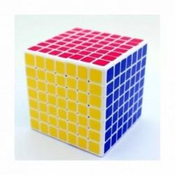 Cubo Shengshou 7x7 Rompecabezas Rubik's Juego 7091a (Entrega Inmediata)