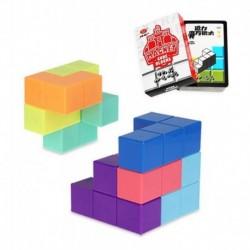 Cubo Rubik 3x3 Yongjun Bloques Magnéticos Colores Pastel (Entrega Inmediata)