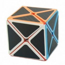 Magic Cube Dino Fibra De Carbono 2x2 Ref. 8934 (Entrega Inmediata)