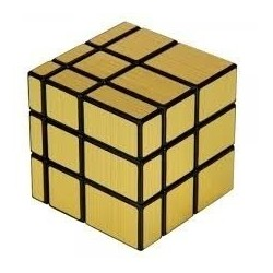 Cubo Dorado Cuadrado Mágico Rompecabezas 662 Rubiks Juego (Entrega Inmediata)