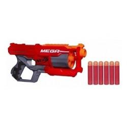 Mega Blaster Nerf N-strike Cycloneshock Mega Pistola A9249 (Entrega Inmediata)