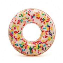 Flotador Intex Donut Colores Chispas Piscina 56263 (Entrega Inmediata)