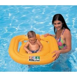 Flotador 123 Pool Scbool Intex Ref 58577 Piscina (Entrega Inmediata)