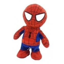 Peluche Spiderman Bebe Sonido Felpa Niños (Entrega Inmediata)