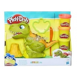 Play-doh Rex El Dinosaurio Hasbro Ref E1952 Juguete (Entrega Inmediata)
