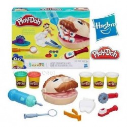 Dentista Bromista Play Doh Plastilina Original Hasbro 5520 (Entrega Inmediata)