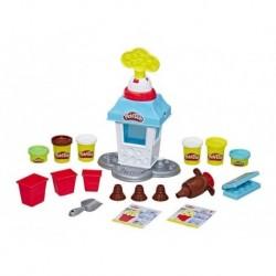 Play Doh Kitchen Creations Fiesta De Palomitas Hasbro E5110 (Entrega Inmediata)