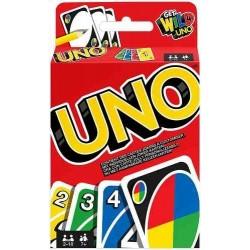 Cartas Uno Mattel Original Juego W2085 (Entrega Inmediata)
