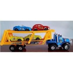 Mula Niñera X4 Carros Peq Juguete 3301d (Entrega Inmediata)