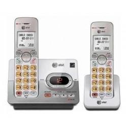 Teléfono Inalambrico At&t Set 2 Unds Contestador Id El52203 (Entrega Inmediata)