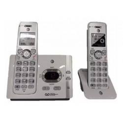 At&t Teléfono Inalambrico Dúo Tecnologia Dect 6.0 Doblehandy (Entrega Inmediata)