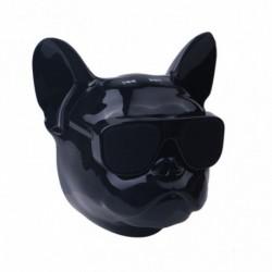 Parlante Bluetooh Bulldog Frances Altavoz Inalambrico Rojo (Entrega Inmediata)