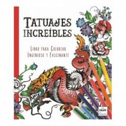 Libros Para Colorear Creativos Diseños Mándalas Colores (Entrega Inmediata)