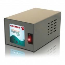Regulador Electrónico De Voltaje 2000va Refriline 2.000 (Entrega Inmediata)