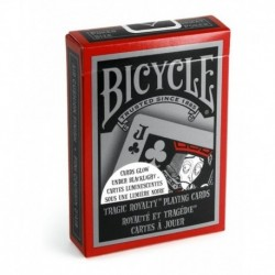 ¡ Cartas Bicycle Tragic Royalty Baraja Poker Black Jack !! (Entrega Inmediata)