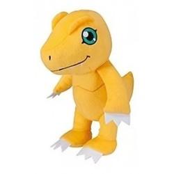 Peluche Digimon Gatomon Agumon Koromon Gomamon + Obsequio (Entrega Inmediata)