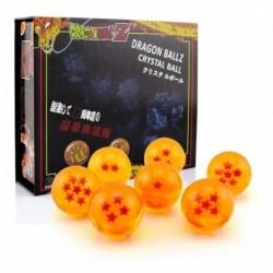 Esferas De Dragon Ball Z 3.5 Cm Estuche Bandai Goku (Entrega Inmediata)