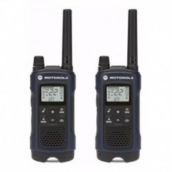 Par Radios Motorola Walkie Talkie T460 Resistente Al Agua (Entrega Inmediata)